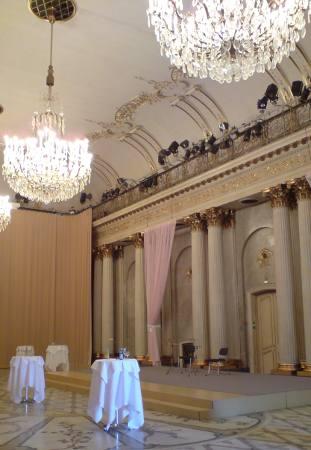 Apollo Saal der Staatsoper Berlin unter den Linden
