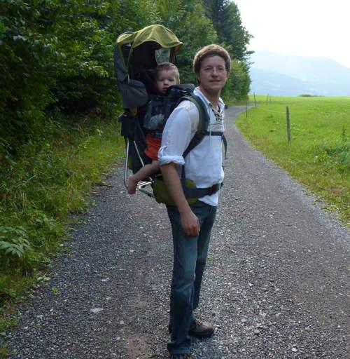 So geht Bergwandern mit Kindern
