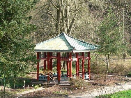 Japanischer Pavillion