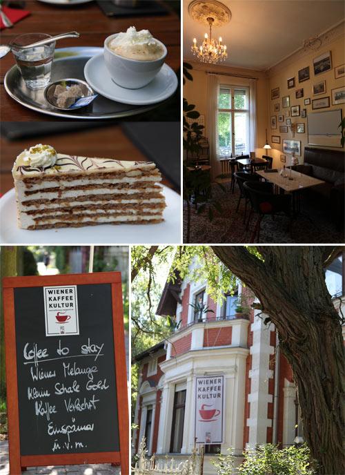 Kaffeehaus Morgenrot: Wiener Kaffee-Kultur Impressionen