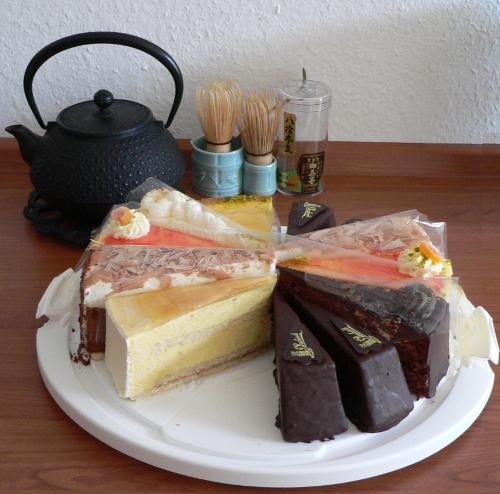 Kuchen und Torten von Cafe Buchwald / Berlin