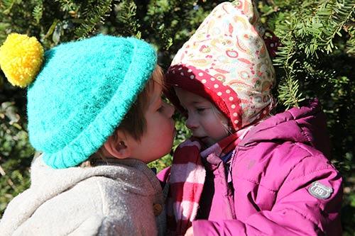 Lukas und Hannah
