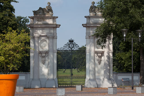 Schlossgarten Oranienburg