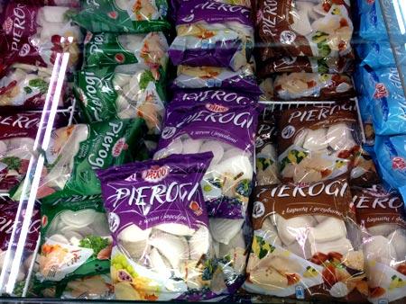 Spezialitäten aus Polen: Pierogi