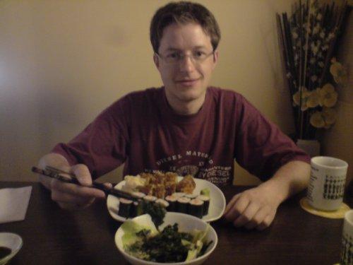 Sushi im Mai '09
